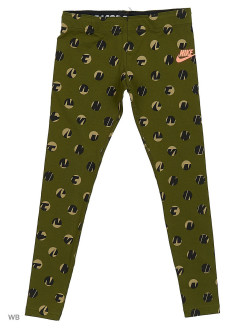 Леггинсы G NSW TIGHT LEG-A-SEE POP Nike