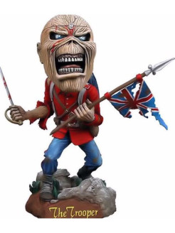 "Статуэтка ""Iron Maiden 7"" Eddie Trooper Head Knocker Neca"