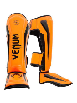 Щитки Elite Neo Orange Venum