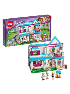 LEGO Friends Дом Стефани 41314 LEGO
