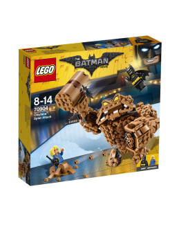 Атака Глиноликого 70904 Batman Movie LEGO