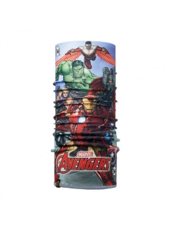 Бандана 2016-17 Licenses SUPERHEROES JR POLAR AVENGERS ASSEMBLE MULTI / FLINT Buff