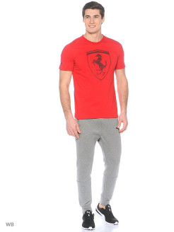 Футболка Ferrari Big Shield Tee Puma