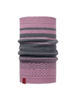 Бандана 2016-17 KNITTED NECKWARMER MAWILILAC SHADOW-SHADOW PURPLE (б/р:ONE SIZE) Buff