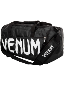 Сумка Sparring Black/White Venum