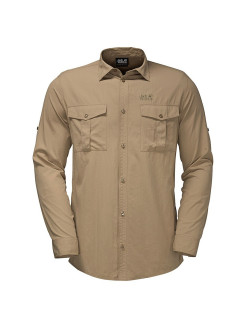 Рубашка ATACAMA ROLL-UP SHIRT Jack Wolfskin