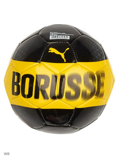 Мяч BVB Fan Ball Mini PUMA