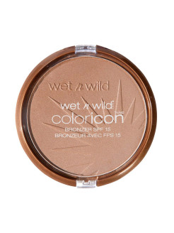 Компактная пудра для лица Бронзатор Color Icon Bronzer E739 тон ticket to brazil Wet n Wild