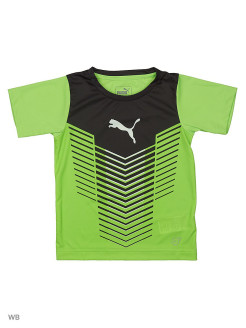 Футболка ftblTRG Jr Graphic Shirt Puma