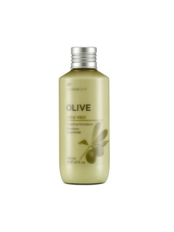 Эмульсия для лица (олива) OLIVE ESSENTIAL, 150мл The Face Shop