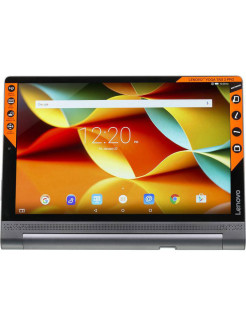 Планшет LENOVO Yoga Tablet 3 Pro YT3-X90L, 4GB, 64GB, 3G, 4G, Android 5.1 черный lenovo