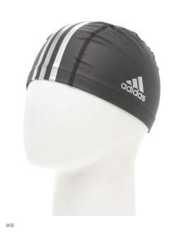 Шапочка PU CT CP 1PC        BLACK/METSIL Adidas