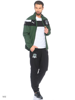 Толстовка FK Krasnodar Leisure Jacket Puma