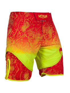 Шорты ММА Fusion Orange/Yellow Venum