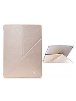 Чехол откидной Apple iPad 6 / Air 2 Remax Transformer Gold REMAX