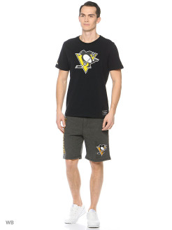 Шорты NHL Penguins Atributika & Club
