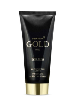 Gold 999,9 For Men Uv Preparation - Гель-Ускоритель Загара Tannymaxx