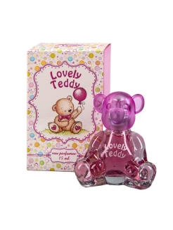 "Душистая вода для детей ""Lovely Teddy"" 15мл ПонтиПарфюм"