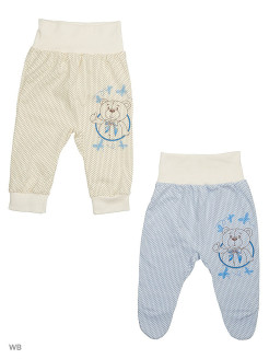 Брюки+ползунки Babycollection