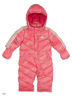 Комбинезон I SMU DOWN SUIT   SUPPNK/FROGRN Adidas