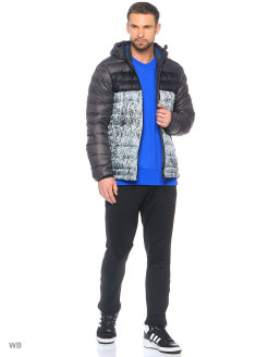 Куртка CLIMAHEAT FROST PRINTED JACKET Adidas