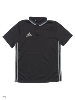 Поло дет. спорт. CON16 CL POLO Y     BLACK/VISGRE Adidas