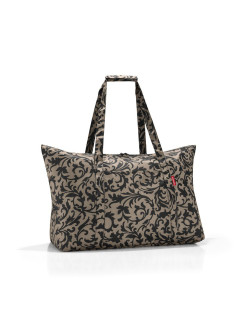 Сумка складная Mini maxi travelbag baroque taupe Reisenthel
