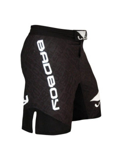 Шорты ММА Legacy II Short - Black Repeat Bad boy