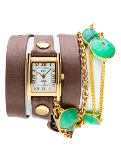 Часы La Mer Collections Stones By The Yard Chrysoprase La Mer Collections