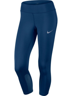 Тайтсы W NK PWR EPIC RUN CROP Nike