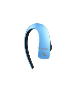 Bluetooth-гарнитура HOCO E10 Sea blue Hoco