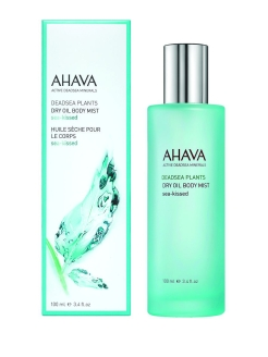 Сухое масло для тела Deadsea Plants sea kissed 100 мл AHAVA