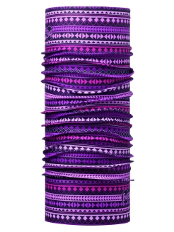 Шарф BUFF 2016-17 Original Buff JUNIOR ORIGINAL BUFF DIAMONDS PURPLE Buff