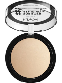 Финишная пудра NOFILTER FINISHING POWDER PORCELAIN 02 NYX PROFESSIONAL MAKEUP