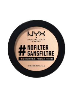 Финишная пудра NOFILTER FINISHING POWDER LIGHT 04 NYX PROFESSIONAL MAKEUP