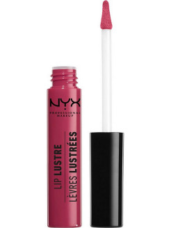 Лаковый блеск LIP LUSTRE GLOSSY TINT - ANTIQUE ROMANCE 12 NYX PROFESSIONAL MAKEUP