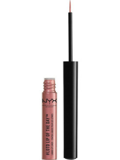 Устойчивая подводка для губ LOTD LIP OF THE DAY LIQUID LIP LINER - CHERISHED 08 NYX PROFESSIONAL MAKEUP