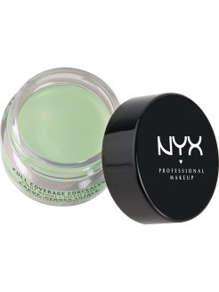 Консилер для глаз CONCEALER JAR - GREEN 12 NYX PROFESSIONAL MAKEUP