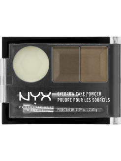 Тени для бровей EYEBROW CAKE POWDER - BLONDE 06 NYX PROFESSIONAL MAKEUP