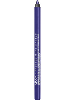 Стойкий карандаш для контура глаз SLIDE ON PENCIL - PRETTY VIOLET 03 NYX PROFESSIONAL MAKEUP