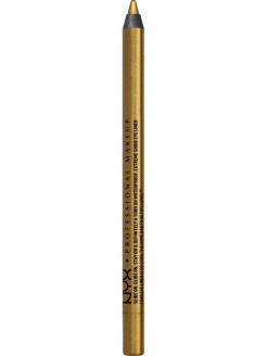 Стойкий карандаш для контура глаз SLIDE ON PENCIL - GLITZY GOLD 18 NYX PROFESSIONAL MAKEUP