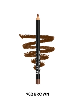 Карандаш для глаз SLIM EYE PENCIL - BROWN 902 NYX PROFESSIONAL MAKEUP
