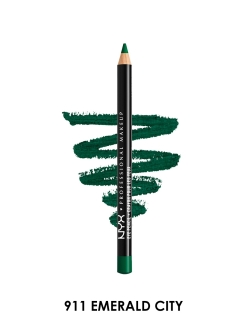 Карандаш для глаз Slim eye pencil - EMERALD CITY 911 NYX PROFESSIONAL MAKEUP