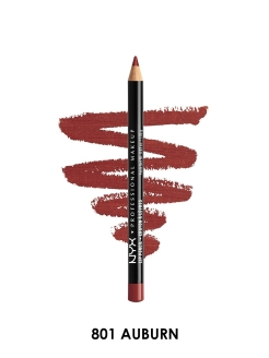 Карандаш для губ SLIM LIP PENCIL - AUBURN 801 NYX PROFESSIONAL MAKEUP