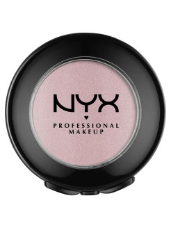 Высокопигментированные тени HOT SINGLES EYE SHADOW - PINK CLOUD 02 NYX PROFESSIONAL MAKEUP