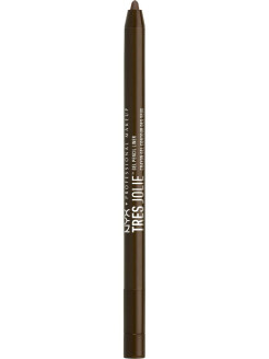 Гелевый карандаш для контура глаз TRES JOLIE GEL PENCIL LINER - BROWN 02 NYX PROFESSIONAL MAKEUP