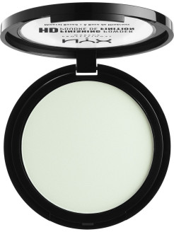 Пудра HD HIGH DEFINITION FINISHING POWDER - MINT GREEN 02 NYX PROFESSIONAL MAKEUP