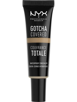 Консилер GOTCHA COVERED CONCEALER - GOLDEN 06 NYX PROFESSIONAL MAKEUP