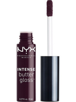 Увлажняющий блеск для губ INTENSE BUTTER GLOSS - BLUEBERRY TART 13 NYX PROFESSIONAL MAKEUP