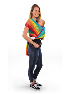 Слинг-шарф Fil'Up L-XL RAINBOW  Радуга FIL'UP